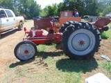 *SOLD* 8N FORD TRACTOR WITH REBUILT ENGINE PER OWNER