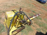 *NOT SOLD* HYDRAULIC 3PT SICLE CUTTER