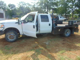 *SOLD*2012 FORD F350 TRUCK FLATBED DOES NOT RUN(941)