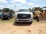 *SOLD* 2014 FORD F250 GAS TRUCK DOES NOT RUN (1180)