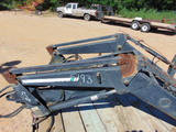 *NOT SOLD* FRONT END LOADER AND BRACKETS