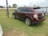 *NOT SOLD* 2010 FORD EDGE LIMITED SUV