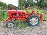 *NOT SOLD*FARMALL 140??  ON LP GAS FUEL