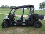 *SOLD* JOHN DEERE XUV 550 S-4 GATOR UTILITY VEHICLE/ 4 PASSENGER