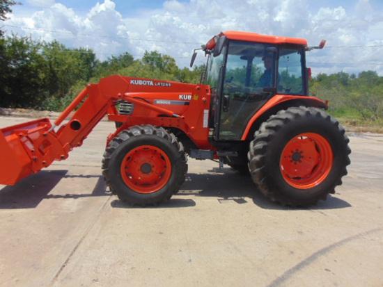 AUG FARM & CONSTRUCTION MACHINERY ONLINE AUCTION