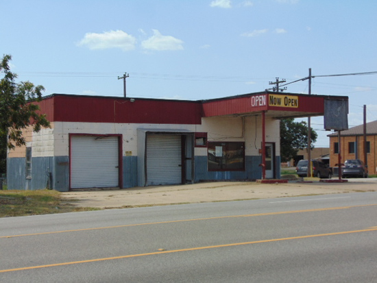 TEXAS COMMERCIAL REAL ESTATE AUCTION