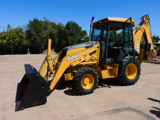 OCT. FARM & CONSTRUCTION MACHINERY ONLINE AUCTION
