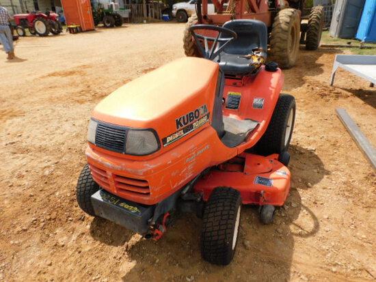 Kubota TG1860 Diesel Power Steering Cushion Ride  Mower