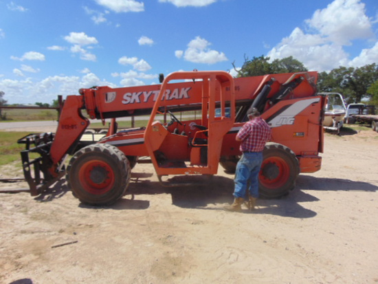*NOT SOLD*SKYTRAK JLG TELESCOPIC FORKLIFT