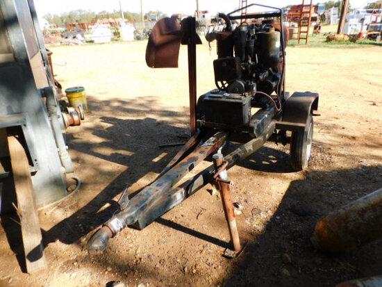 Motor Fabrik PUMP Hatz D8399 MQ Multiquip