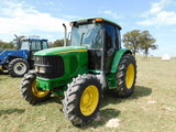 *NOT SOLD*John Deere 6415 Cab Tractor