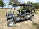 *SOLD*Bad Boy Buggy All Electric 4WD