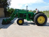 *NOT SOLD*John Deere 3140 With 260 Loader Tractor