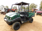 *SOLD*2011 Kawasaki Mule 4010 Power Steering 4WD Fuel Injection