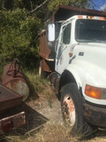 *SOLD*1996 International Dump Truck