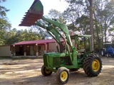 *NOT SOLD*John Deere Diesel Tractor W/loader
