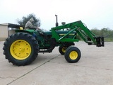 *SOLD*John Deere 4010 w/3424 Great Bend Loader