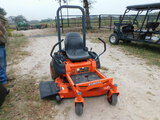 *NOT SOLD*Kubota Zero Turn Mower