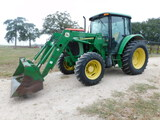 *NOT SOLD*John Deere 6415 W/640 Loader