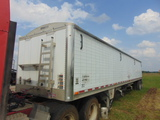 *NOT SOLD*2009 45' GRAIN TRAILER**SELLING OFFSITE**