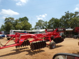 *NOT SOLD*KUHN DISCOVER XM APRX 10' FOLDING DISC