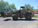 *NOT SOLD*W 24 CASE ARTICULATING WHEEL LOADER