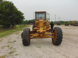*NOT SOLD*CATERPILLAR 12 MOTOR GRADER