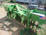*NOT SOLD*BOWIE HAY CRIMP DISC ATTACHMENT