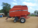 *NOT SOLD*CASE IH RBX 563 ROUND HAY BALER