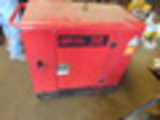 *NOT SOLD*DIGITAL POWER SYSTEMS 16 KW GAS GENERATOR 22H
