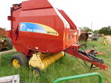 *NOT SOLD*NEW HOLLAND 7070 ROUND BALER/