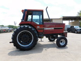 *NOT SOLD*3688 CASE IH DIESEL CAB FARM TRACTOR