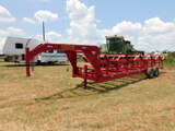 *NOT SOLD*5 BALE GOOSENECK STYLE  Tiger Hay Hailer Trailer