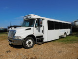 *NOT SOLD*2007 International Diesel Bus/ no seats