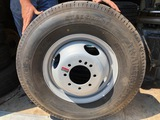 *NOT SOLD*TIRE WHEEL TRAILFINDER ST235X80R16 (10PLY)  8 LUG DUAL