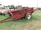 *NOT SOLD*INTERNATIONAL MANURE SPREADER