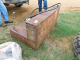*NOT SOLD*125 Gallon Fuel Tank With Pump