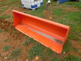 *NOT SOLD*7ft Kubota Bucket