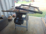 *NOT SOLD*Table Saw