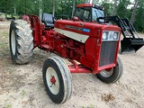 *NOT SOLD*International 444 Gas Utility Tractor