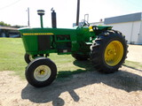 *NOT SOLD*JOHN DEERE 4010 DIESEL FARM TRACTOR