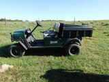 *NOT SOLD*EZGO ST Cart utility vehicle/Gas