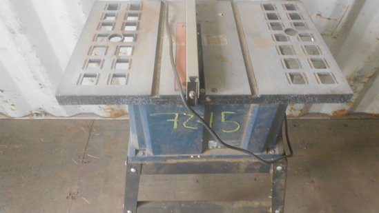 *SOLD*TABLE SAW