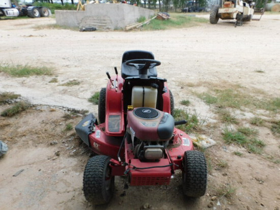 "*NOT SOLD*TROY BILT MOWER 42""/ NOT TESTED"