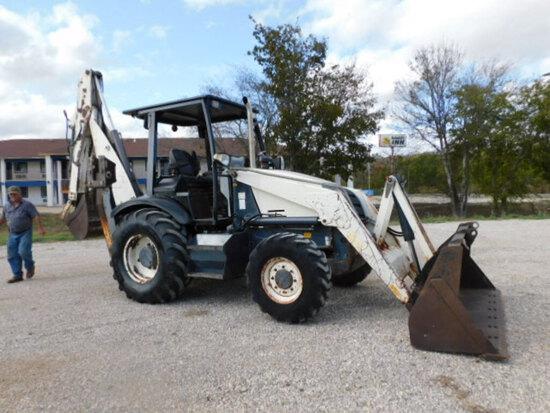 *NOT SOLD* 2005 760B Terex Backhoe Loader Tractor