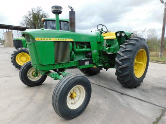 *SOLD* John Deere 4010 Diesel Tractor