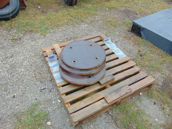 *SOLD* TRACTOR WHEEL WEIGHTS
