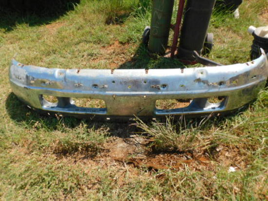 *NOT SOLD* FRONT BUMPER