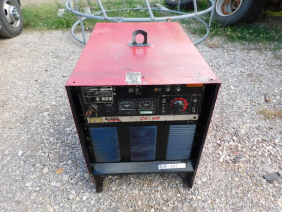 Lincoln Electric Welder CV-400