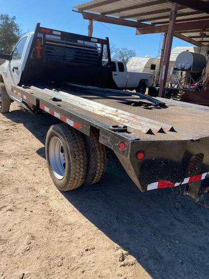 *NOT SOLD*2012 DODGE CUMMINS 4500 2 WD TRUCK/ CABCHASSIS